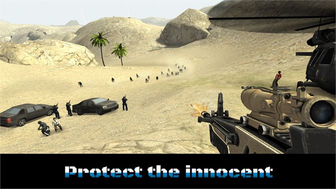 Protect the innocent!