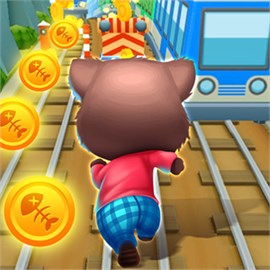 Subway Surf Rail Rush Free