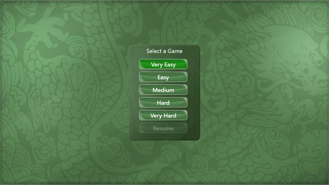 Play an unlimited number of Sudoku puzzles at multiple levels of difficulty, with puzzles generated just for you.