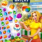 Supermarket Mania - Match 3: Shopping Adventure Frenzy Free +