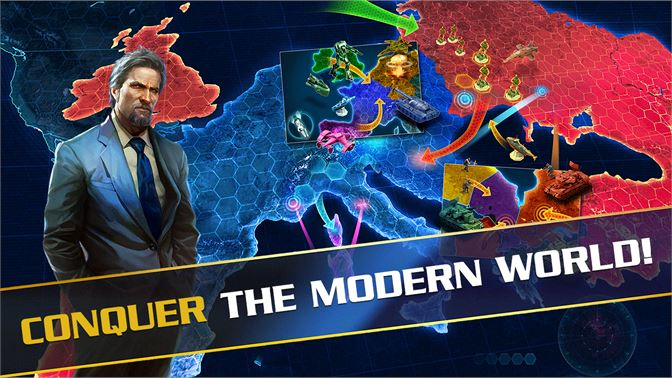 CONQUER THE MODERN WORLD!