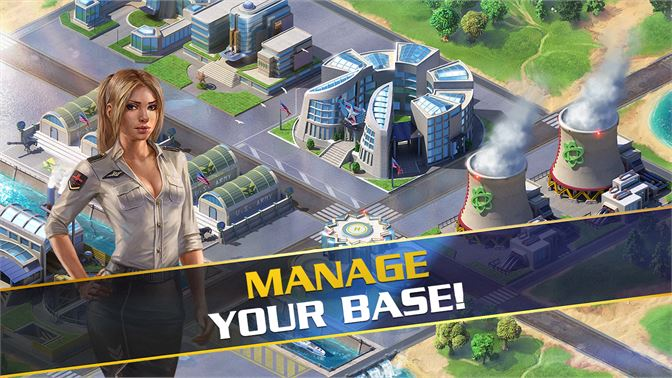 MANAGE YOUR BASE!