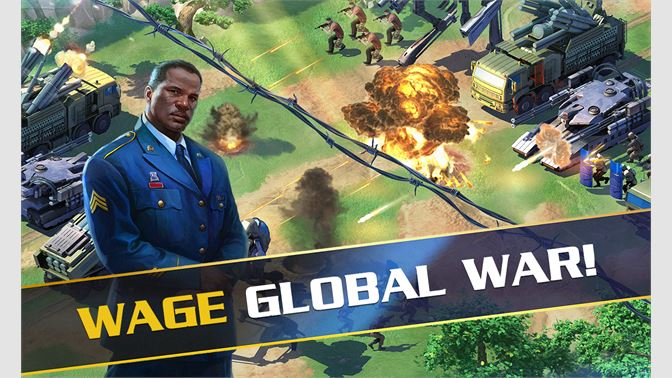 WAGE GLOBAL WAR!