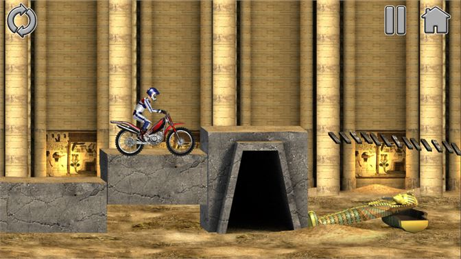 Ride through the Ancient Egyptian Tombs