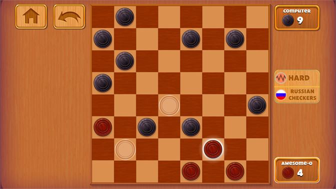 Play Checkers Deluxe for FREE today!