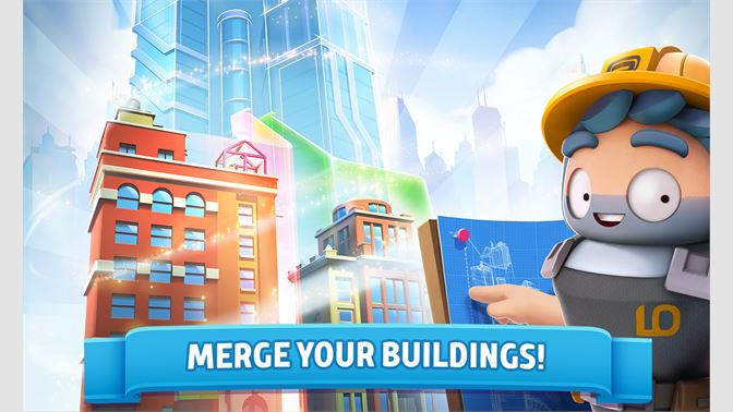 MERGE YOUR BUILDINGS!