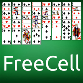 FreeCell Solitaire!! Free