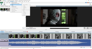 VideoPad Masters Edition for Win screenshot 9