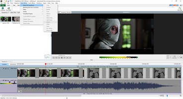 VideoPad Masters Edition for Win screenshot 8
