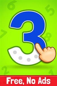 123 Numbers - Count & Tracing Free