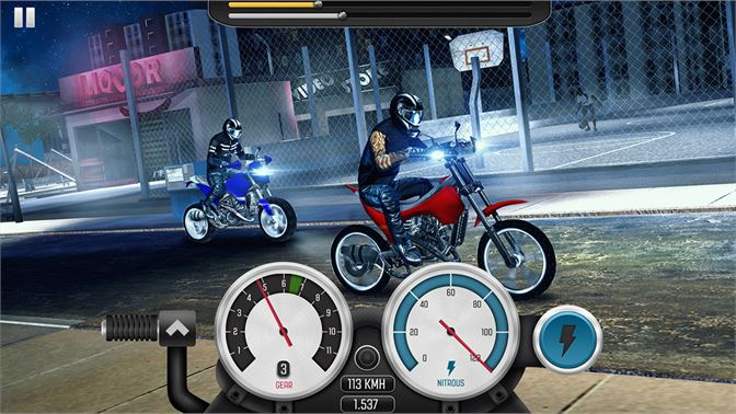 BEAT YOUR RIVALS IN THE TOP BIKE RACING GAME