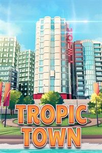 Town Building Games: Tropic City Construction Game Free +