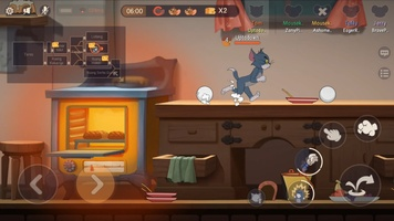 Tom and Jerry: Chase screenshot 2