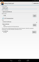 OpenVPN for Android screenshot 11