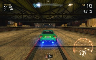Need for Speed No Limits screenshot 4