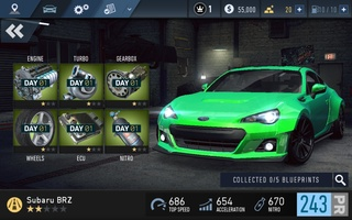 Need for Speed No Limits screenshot 9