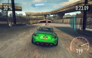 Need for Speed No Limits screenshot 7