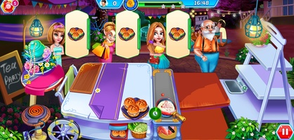 Cooking Party screenshot 2