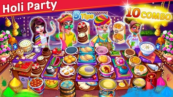 Cooking Party screenshot 5