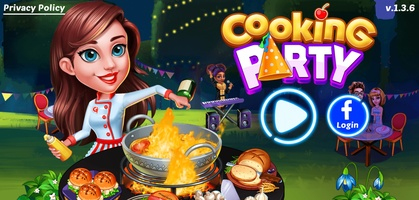 Cooking Party screenshot 14