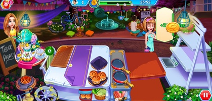 Cooking Party screenshot 16