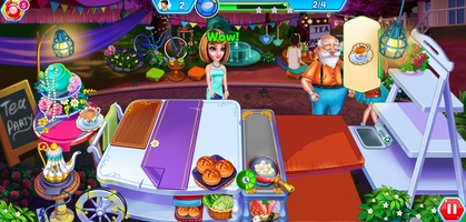 Cooking Party screenshot 20