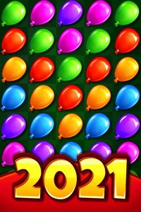 Balloon Paradise - Free Match 3 Puzzle Game Free +