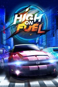 Car Racing 3D High on Fuel Free +