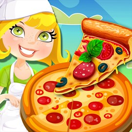 Crazy Pizza Maker - Little Chef Cooking Game Free +