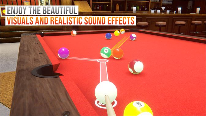 ENJOY THE BEAUTIFUL VISUALS AND REALISTIC SOUND EFFECTS