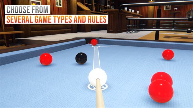 CHOOSE FROM SEVERAL GAME TYPES AND RULES