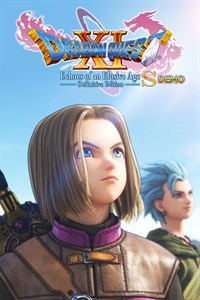 DRAGON QUEST® XI S: Echoes of an Elusive Age™ - Definitive Edition DEMO Free