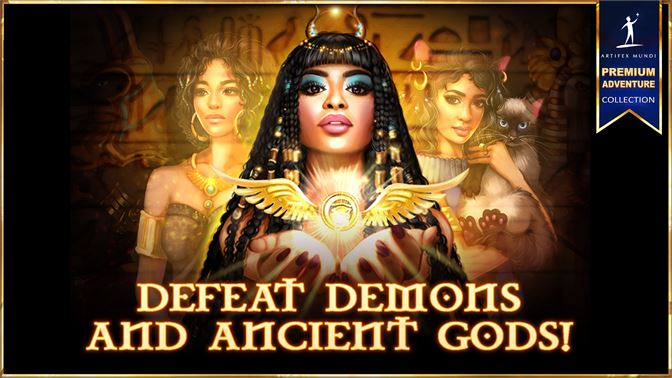 Defeat demons and ancient gods!