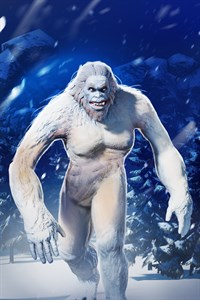 Finding Yeti - Ice Age Adventure: Supernatural BigFoot Monster in winter forest Free +
