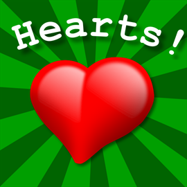 Hearts Card Game! Free