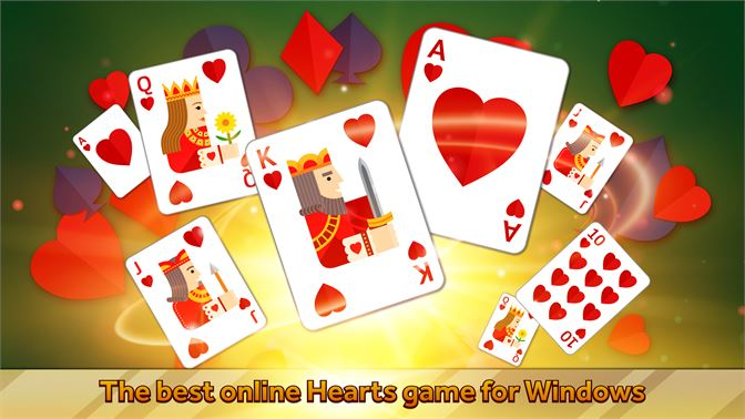 The best online Hearts game for Windows