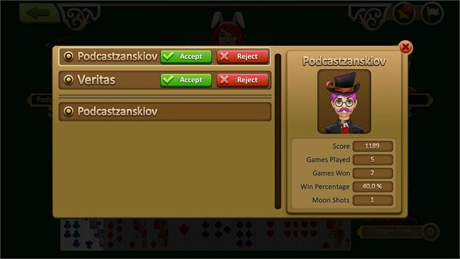 Friend players and view their statistics