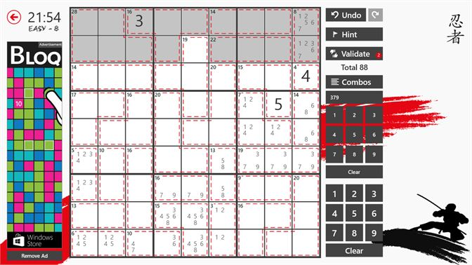 Find the Innies and Outies which is a fundamental strategy for Killer Sudoku puzzles of any difficulty.