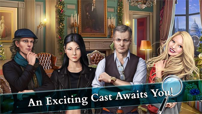An Exciting Cast Awaits You!