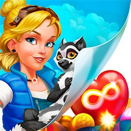 Park Town: Match 3 Game with a story Free +