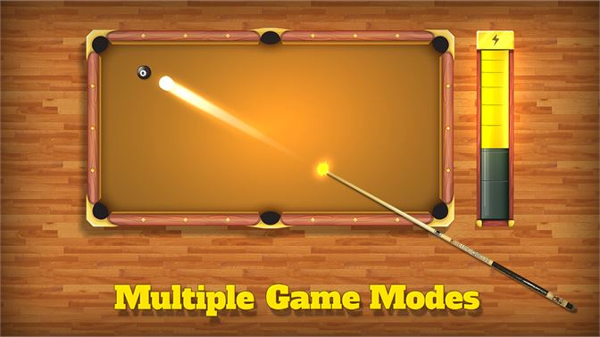 Amazing Computer AI to Beat in Billiards Single Player Mode