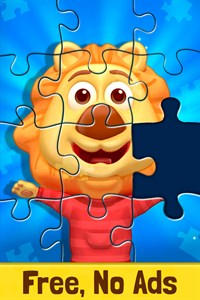 Puzzle Kids - Animals Shapes & Jigsaw Puzzles Free