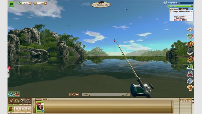 Travel to the Virongo River and catch tiger fish, kamba catfish and even the giant goliath tiger fish.
