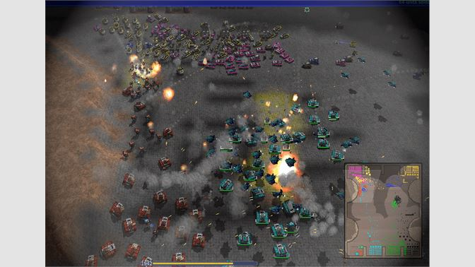 Massive multiplayer battles (with up to 10 players)