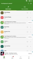 Free Ringtones for Android™ screenshot 2