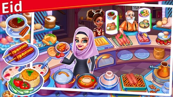 My Cafe Express - Restaurant Chef Cooking Game screenshot 5