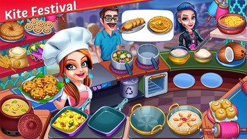 My Cafe Express - Restaurant Chef Cooking Game screenshot 7