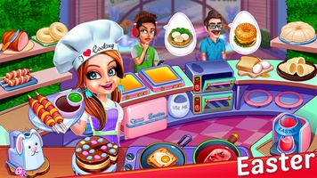 My Cafe Express - Restaurant Chef Cooking Game screenshot 9