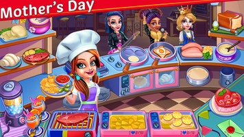 My Cafe Express - Restaurant Chef Cooking Game screenshot 8