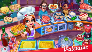 My Cafe Express - Restaurant Chef Cooking Game screenshot 10